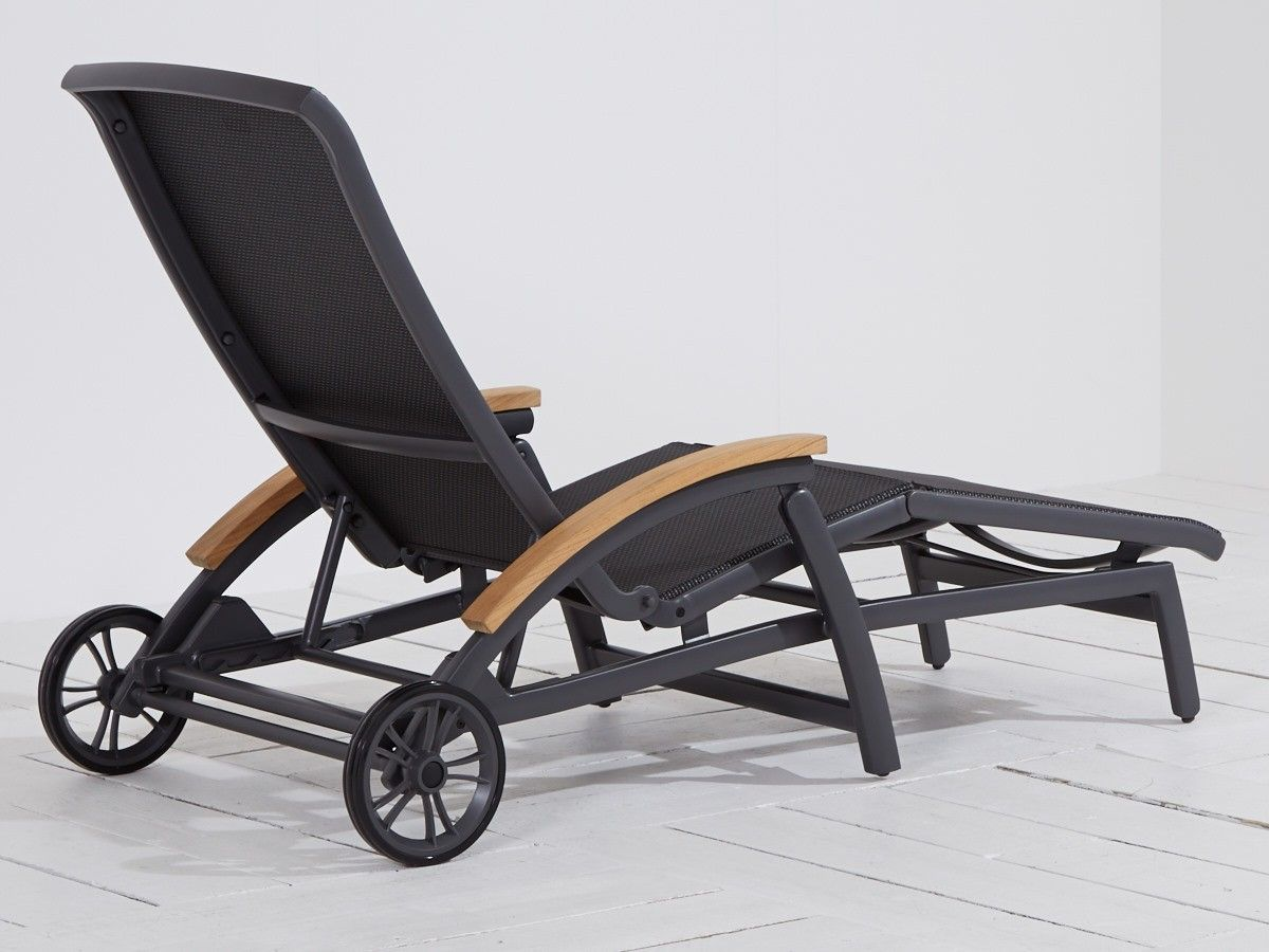 Da Vinci Tuinmeubelen.Hartman Da Vinci Ligbed Met Wiel Dakterras Baby Strollers En Vans