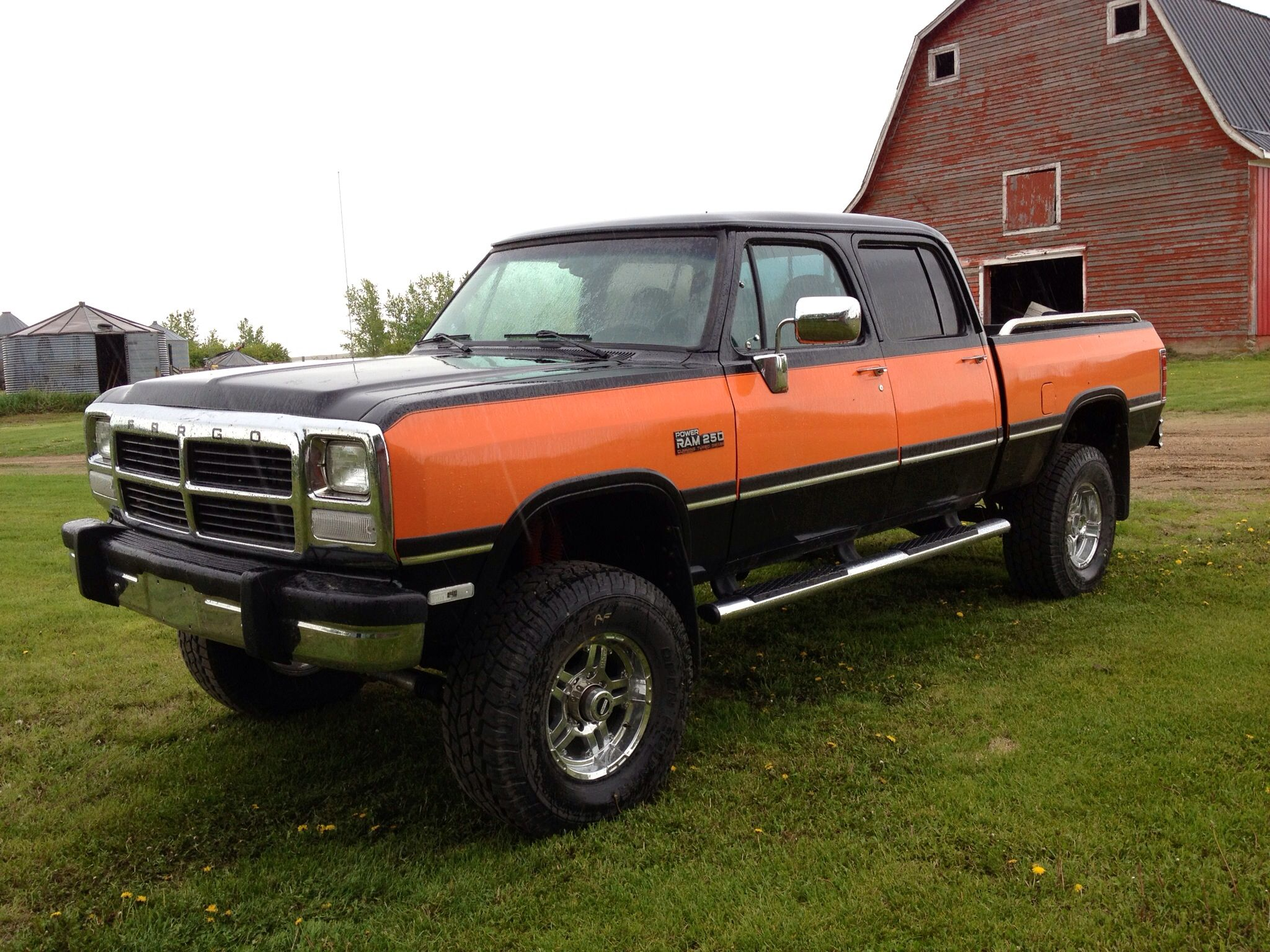 Dodge crew cab | 1st Gen Dodge Cummins | Pinterest | Dodge trucks ...