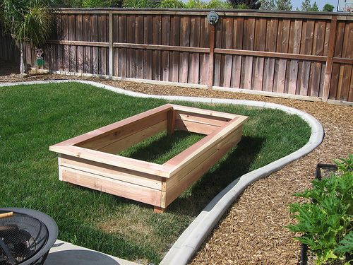 Raised Garden Bed Design Ideas Pine Tree Home Garden Raised Garden Beds