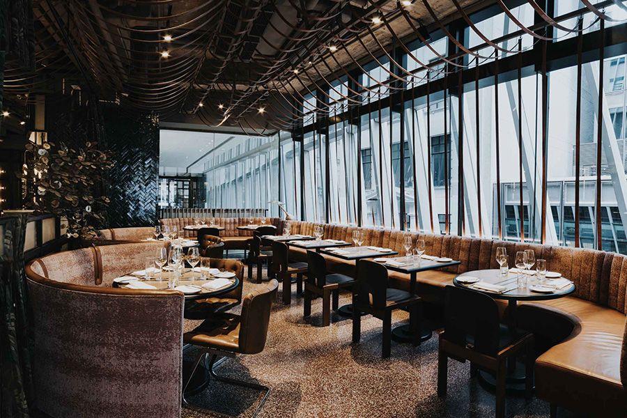Spiga Hong Kong Luxury Restaurant Luxury Dining Restaurant