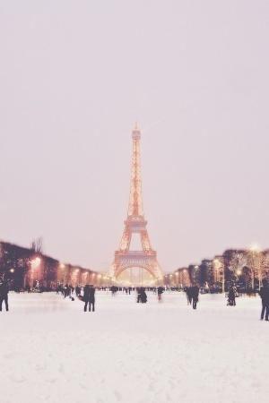 winter in paris by ajct