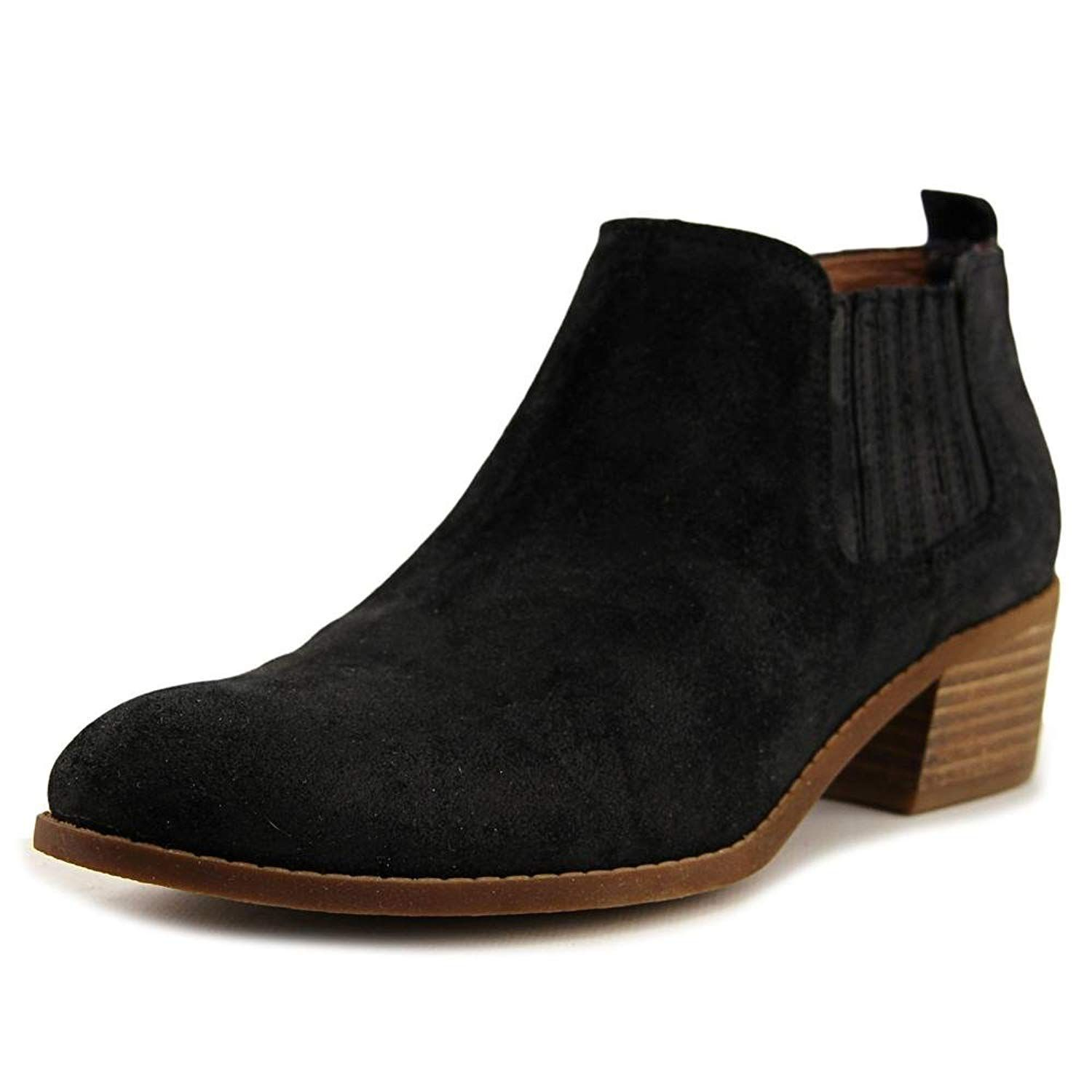 3b657b2c4448a1 Tommy Hilfiger Ripley Ankle Booties. These double gored booties from Tommy  Hilfiger are a revitalized Western classic. Wear them with jeans