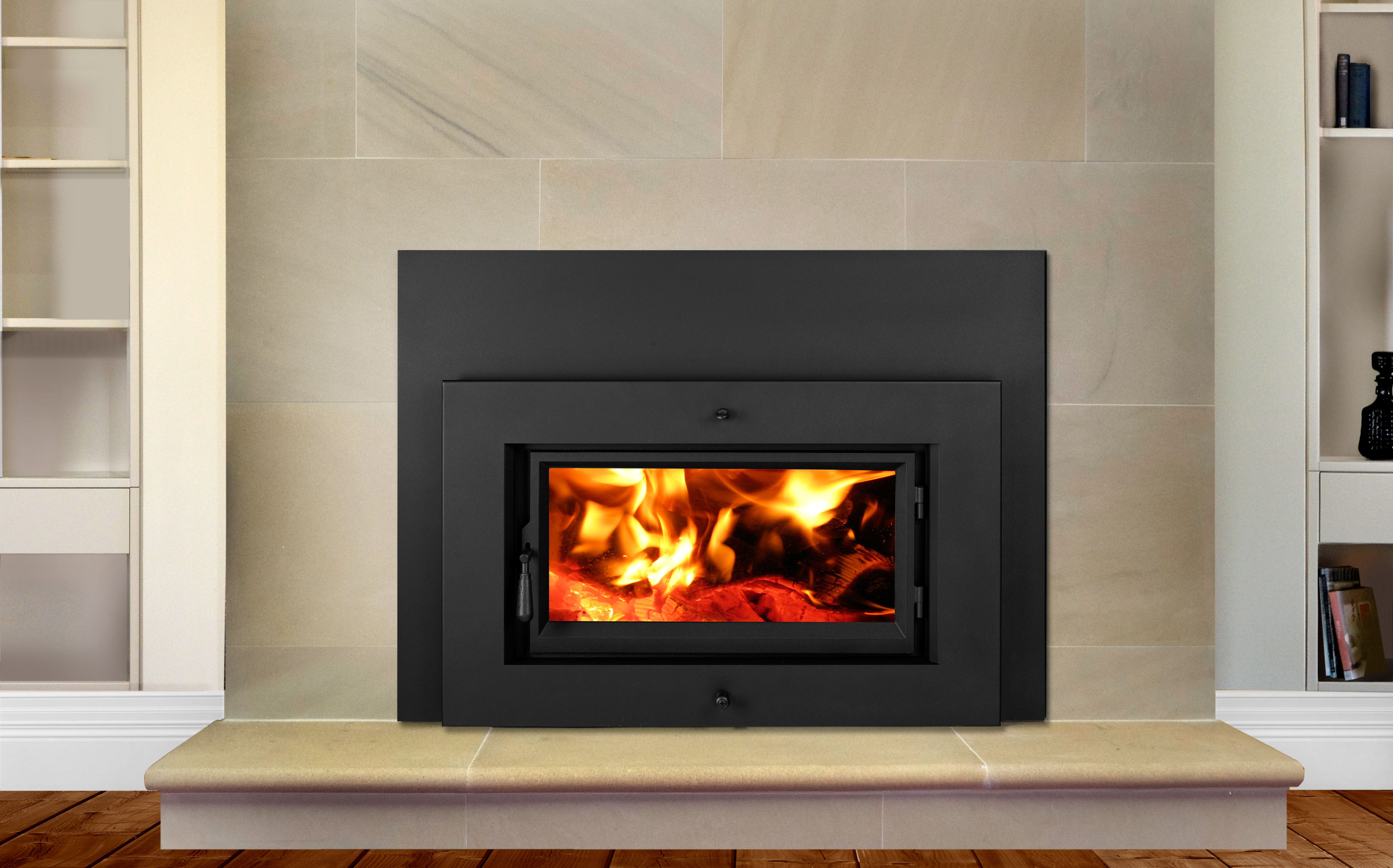 Lopi Slow Combustion Wood Heater.