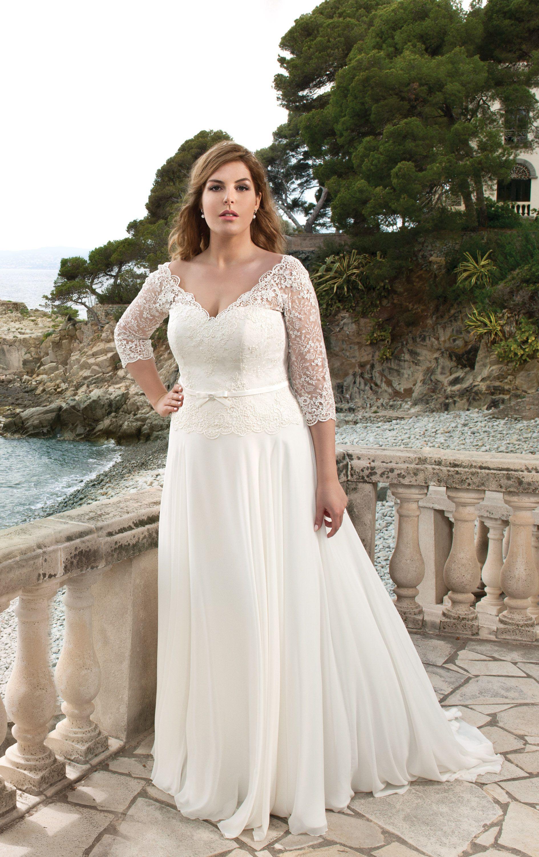 Plus Size 2017bei Brautmoden Tirol Gerne Bestellen Wir Auch Ihr