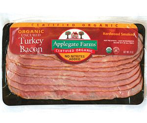 Natural Turkey Bacon Best Legate Farms Organic Perfect For