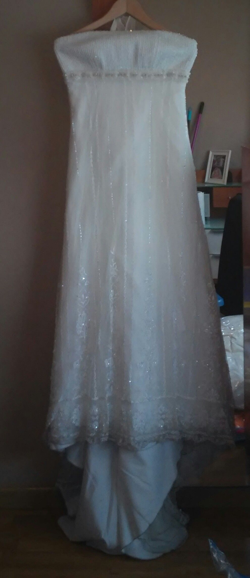 Old Fashioned Vestidos Novia Hannibal Laguna Ornament - All Wedding ...