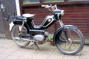 Beste Berini Corona 1966 | brommer - Motorfietsen, Brommers en Oldtimers ND-89