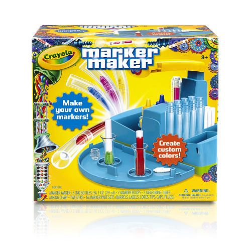 Best Crayola Toys For Kids : Crayola marker maker toys quot r us