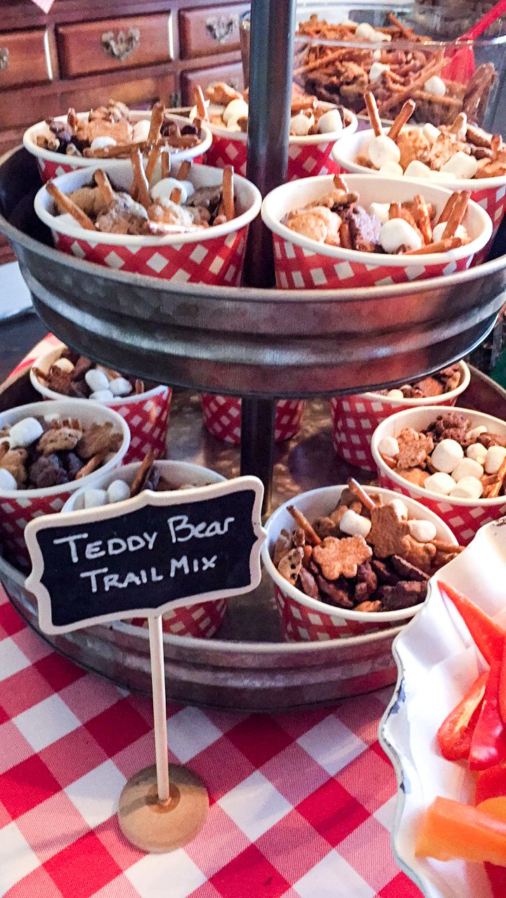 Teddy Bear Picnic First Birthday Sweetwood Creative Co. | Atlanta Wedding Planner + Upscale Event Design