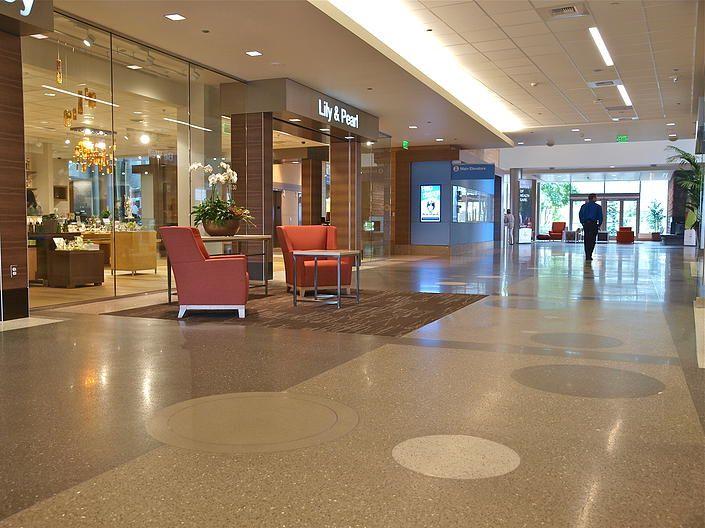 Polishedconcretefloors Mall Commercial Floors By National Concrete Polishing Flooring Contractor Concrete Floors Commercial Flooring