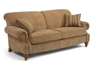 Shop For Flexsteel Sofa 7745 31 And Other Living Room