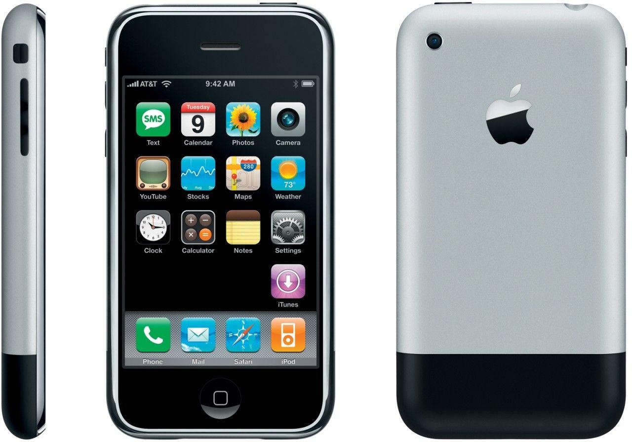 10 ans après liPhone Phil Schiller (Apple) vante ses