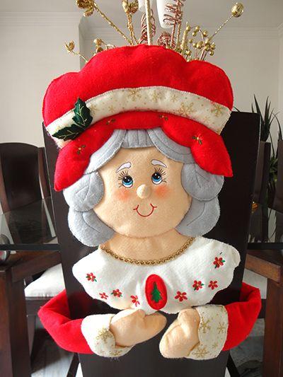 Caminos de mesa navide os en pa o lency buscar con - Buscar manualidades de navidad ...
