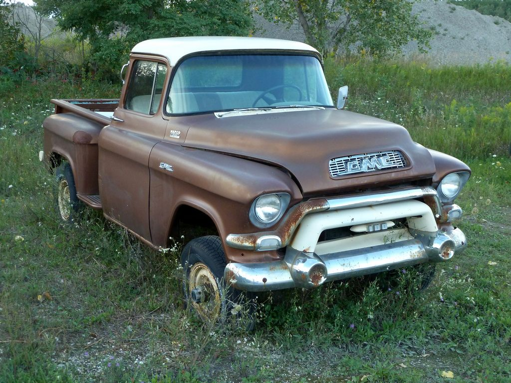 Truck 1957 chevy truck parts : 1024 best Trucks images on Pinterest | Pickup trucks, Classic ...