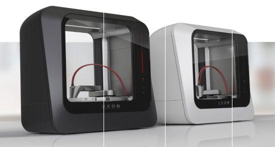 Beautiful 3D printer - 3ders.org - XEOS 3D printer concept | 3D Printing news