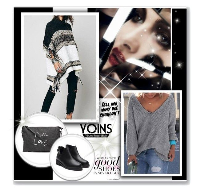 """Yoins - 27"" by malasirena989 ❤ liked on Polyvore featuring Baron Von Fancy"