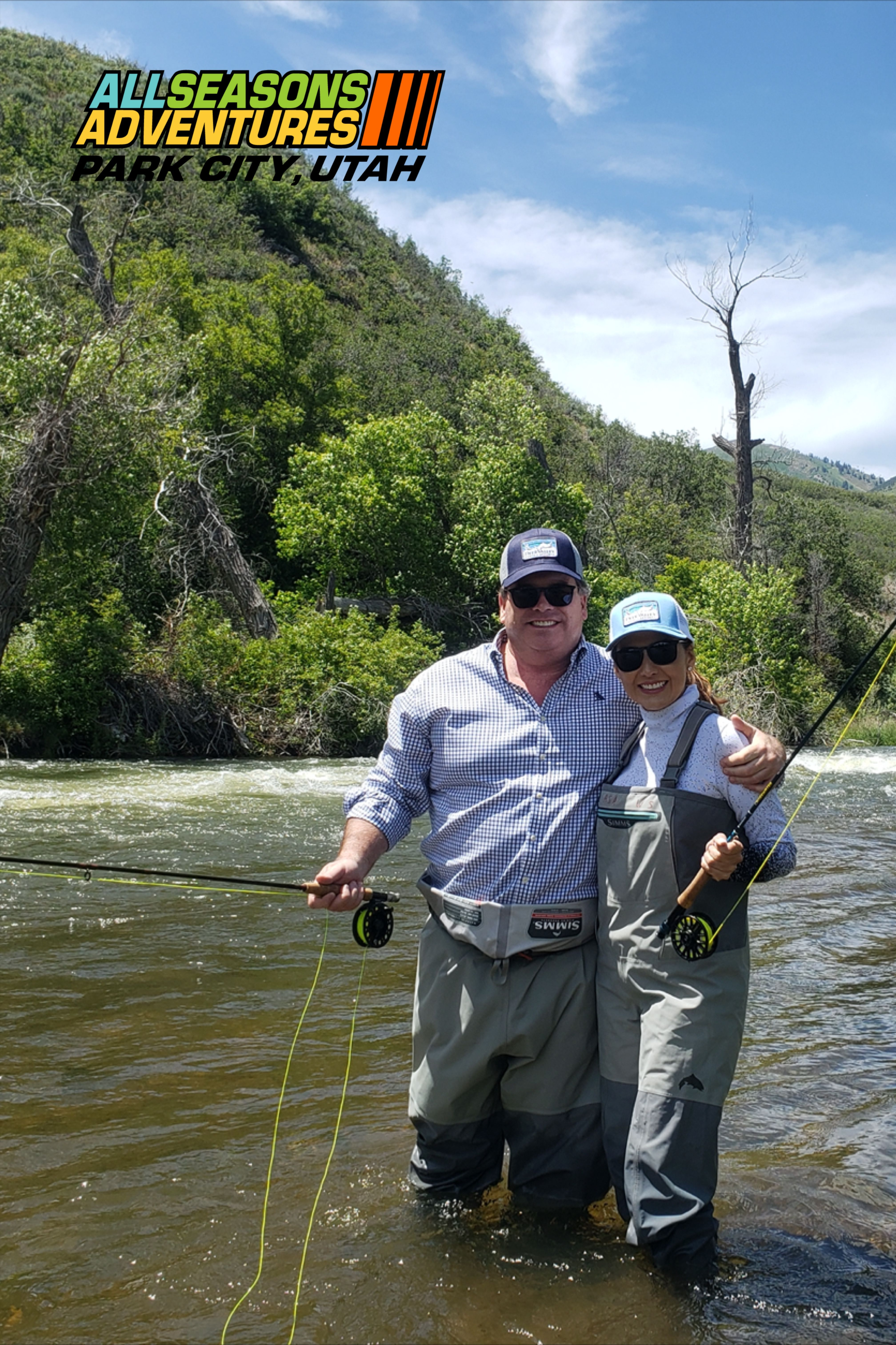 Learn To Fly Fish Outdoor Guide Park City Fishing Tours