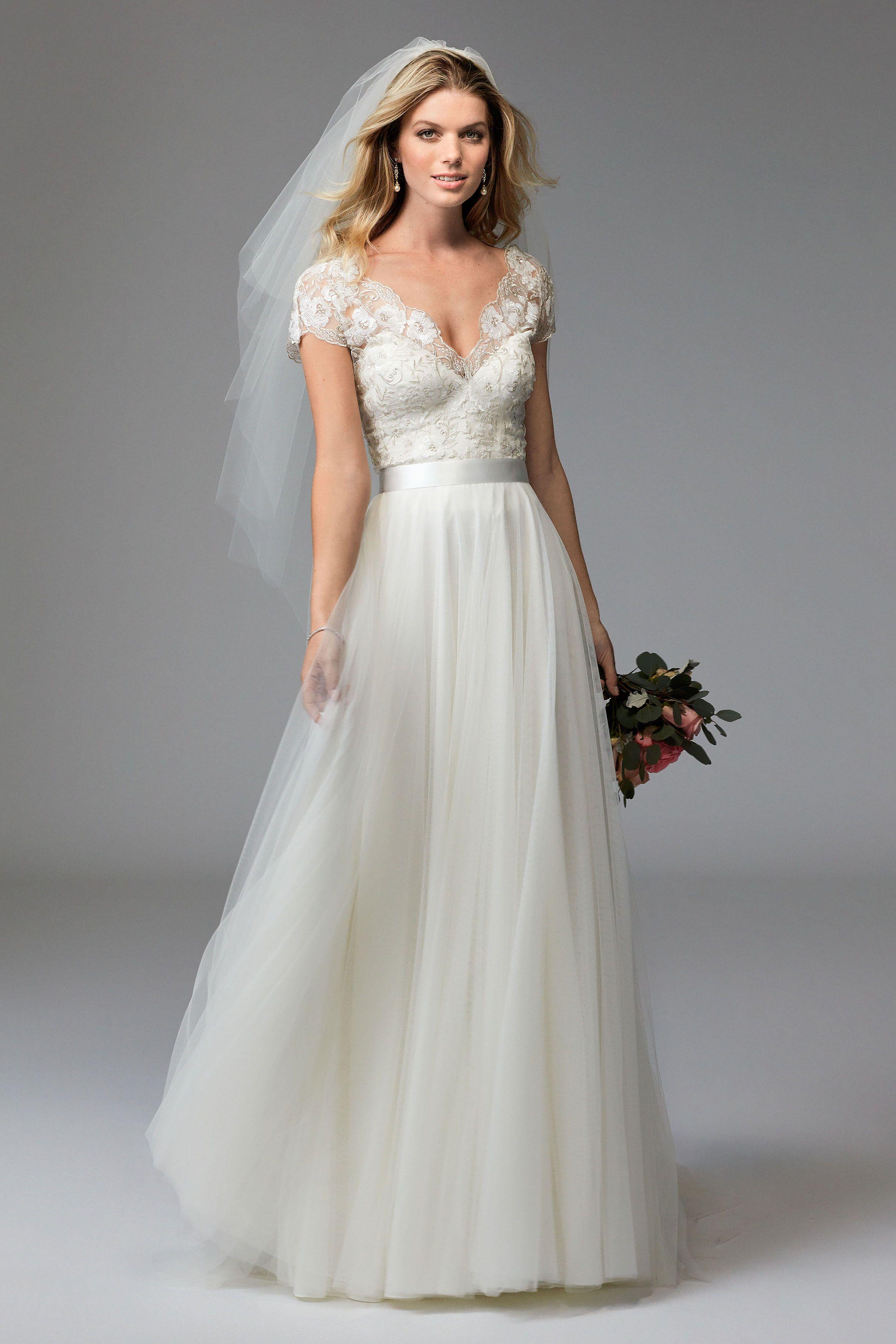 Charisma star wedding dresses