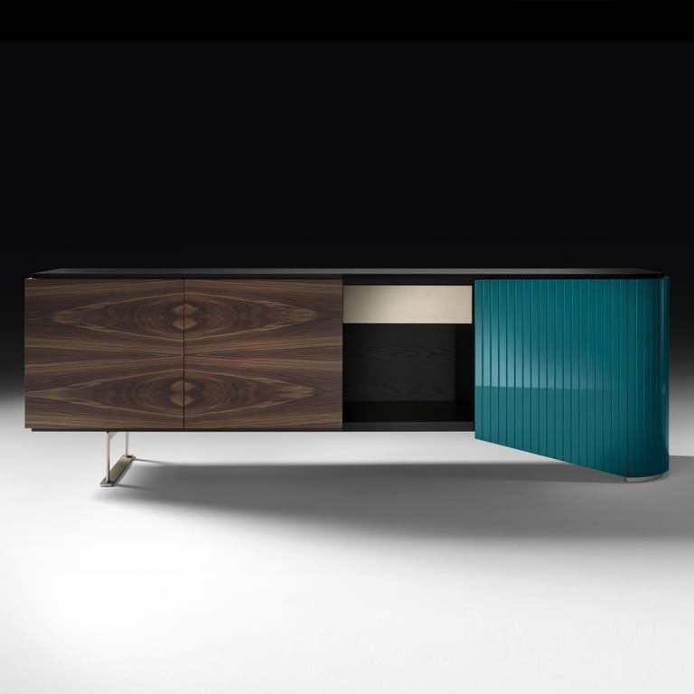 Luxury Contemporary Italian Veneered Designer Buffet Furniture Luxury Furniture Furniture Design
