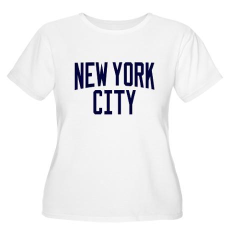 NYC Lennon Plus Size T-Shirt