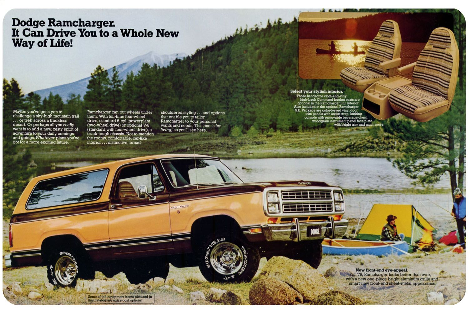 1979 Dodge Ram Charger I Had One For About A Week It Wouldn T Run Dodge Ramcharger Dodge American Muscle Cars Dodge
