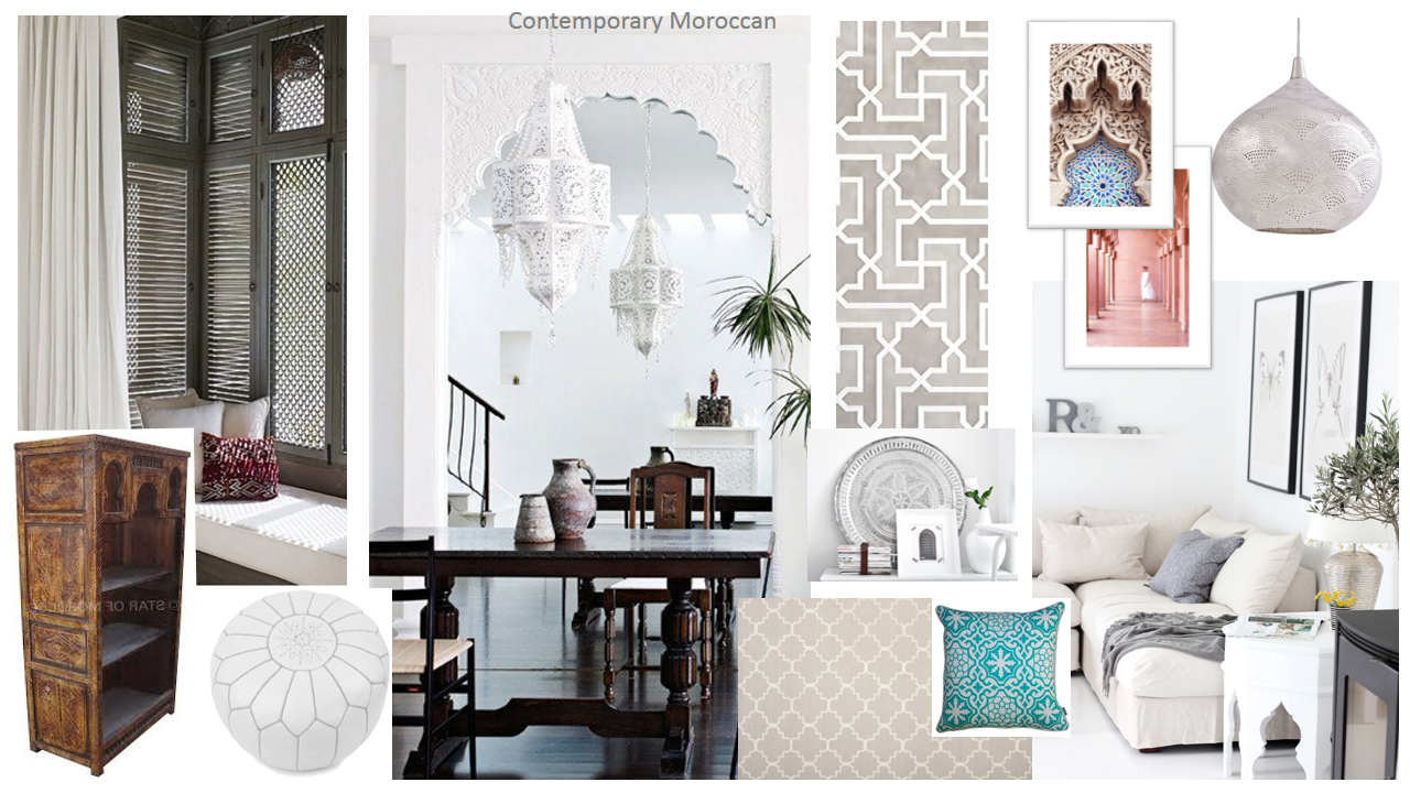 Contemporary Moroccan | For the Home | Pinterest | Moroccan ...