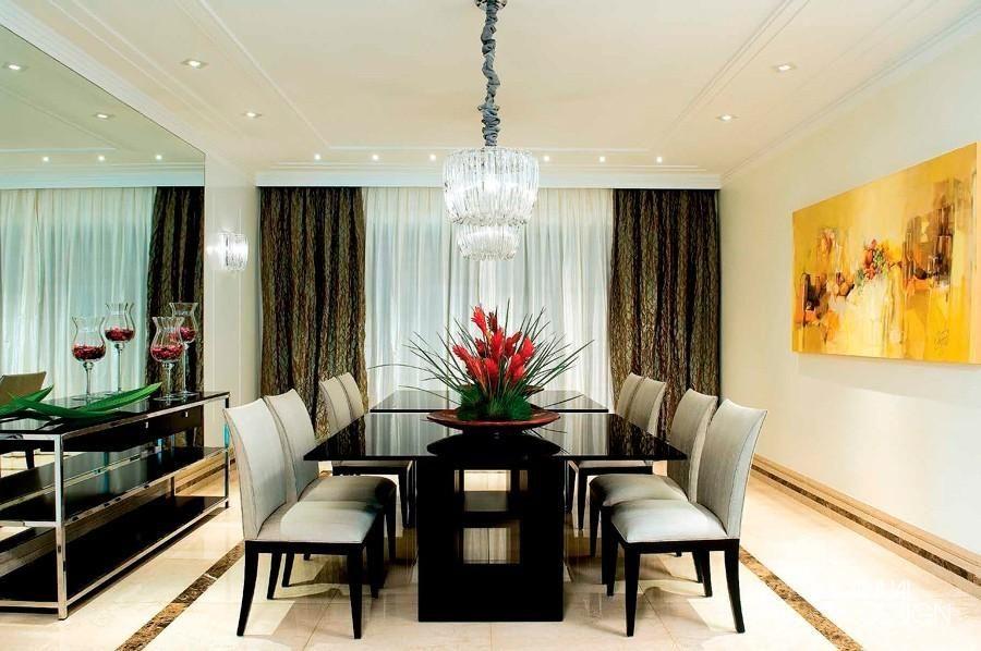 Sala De Jantar Sofisticada ~ sala de jantar moderna e sofisticada  Pesquisa Google  Sala de