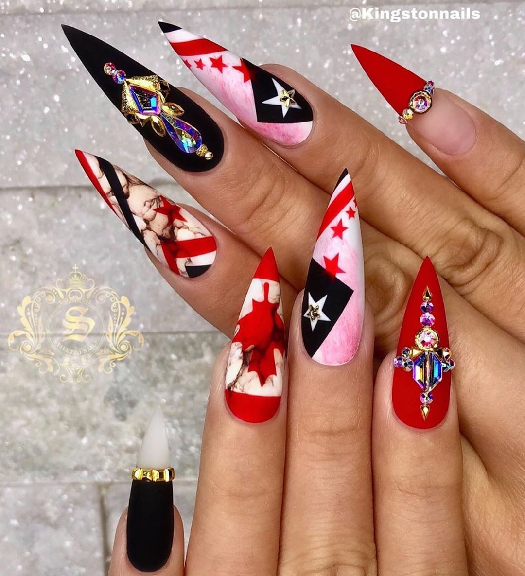 Top 5 Nail Art Tips For Beginners Expert Advice: The 30 Hottest Nail Designs Trends For Autumo 2019