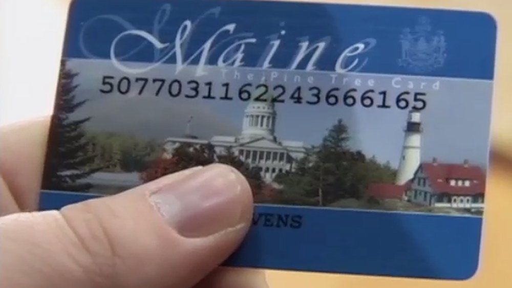 maine food stamps amount