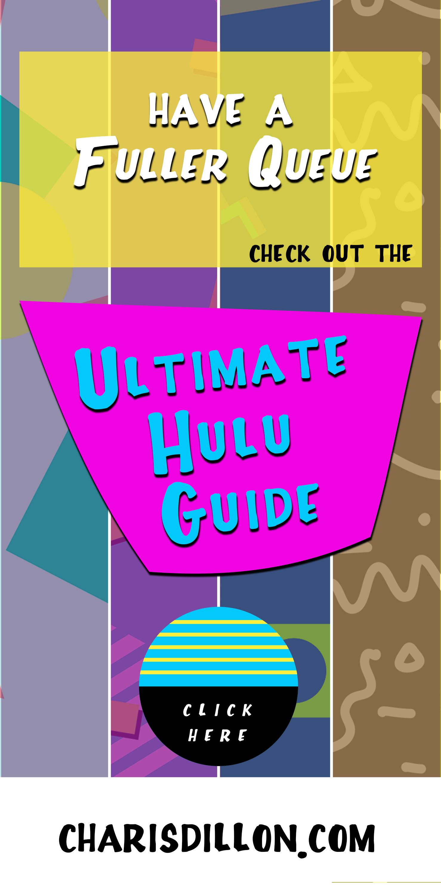 The Ultimate Hulu Guide Hulu, Wordpress website design