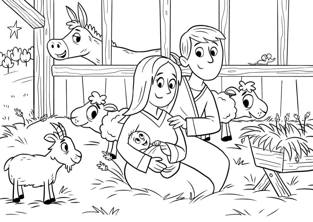 Bible App for Kids Coloring Sheets Bible coloring pages