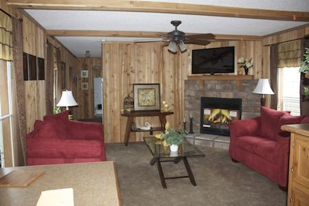 Single Wide Mobile Home Interiors Single Wide Gallery
