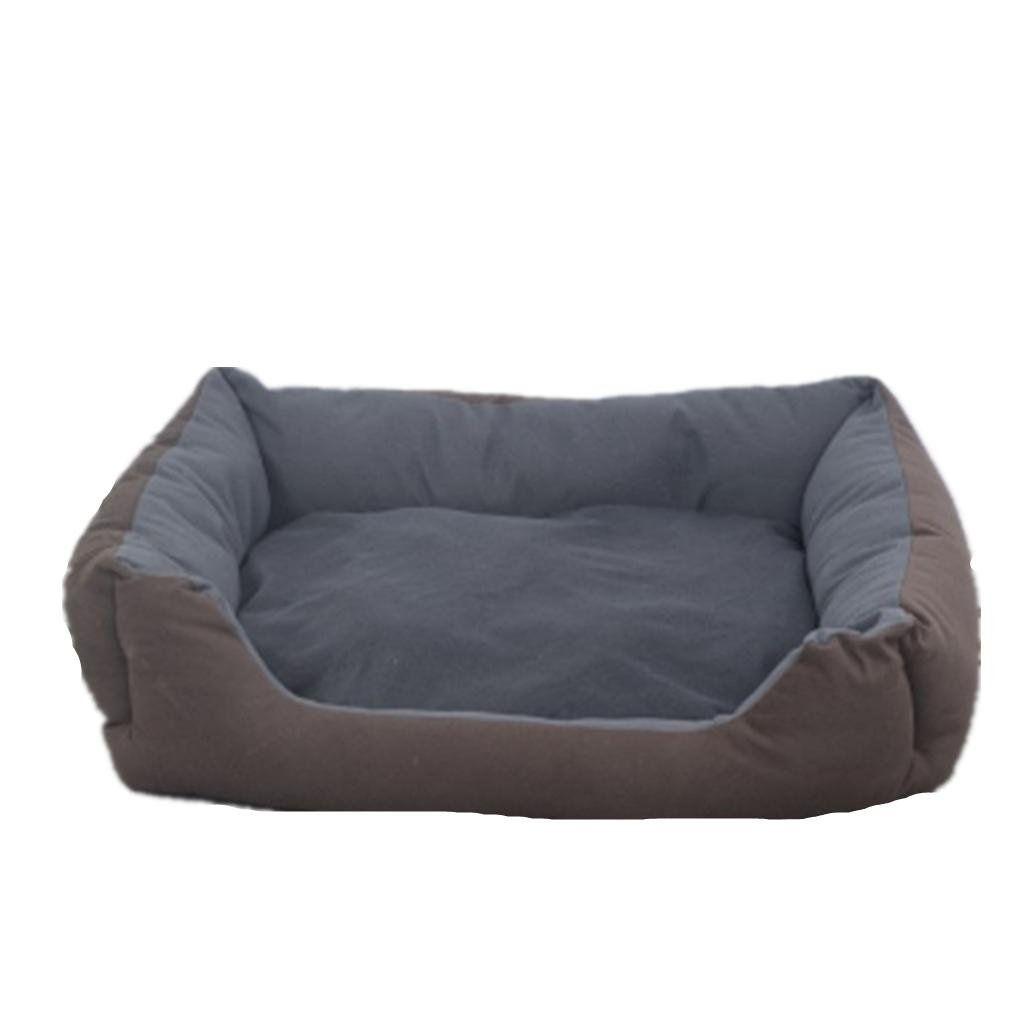 deer leather fabric pet bed comfort super soft soft seasons doghouse