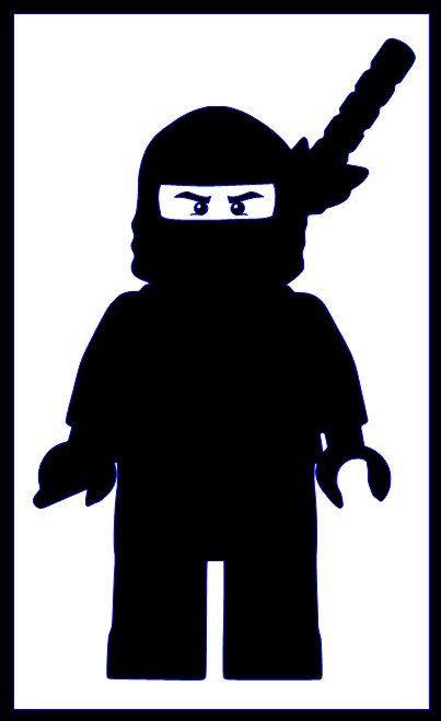 lego ninjago silhouette google zoeken
