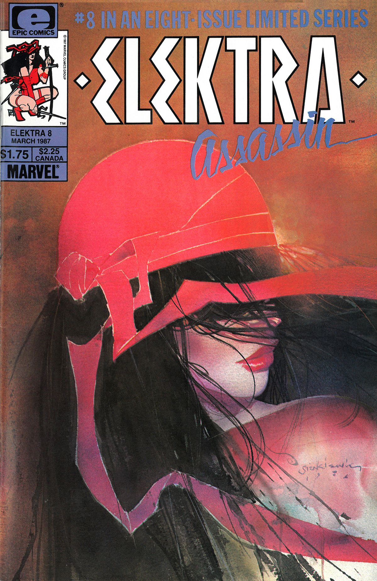 The Marvel Age of Comics, themarvelproject: The Elektra