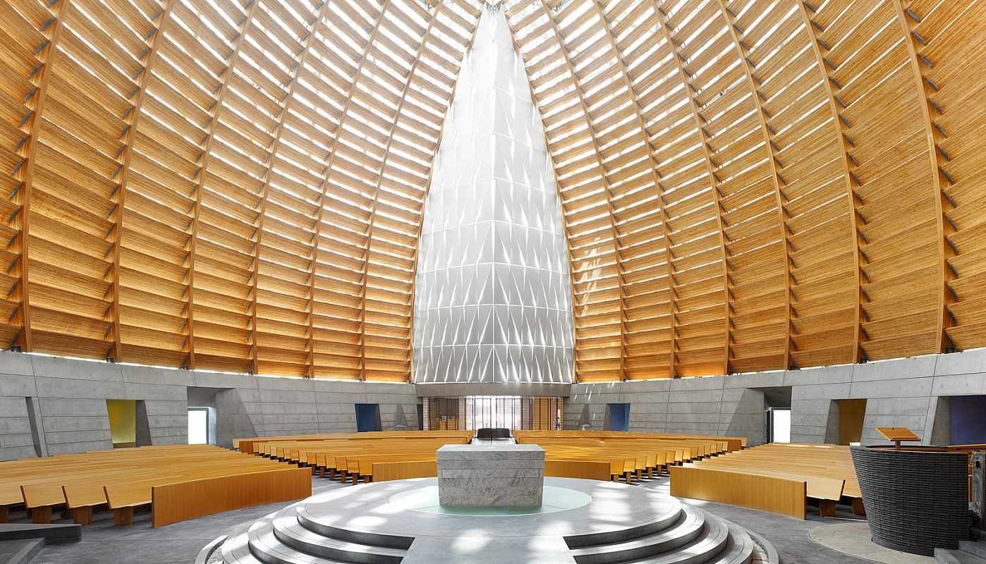 Cathedral of christ the light oakland cristo de l for Arquitectura sacro