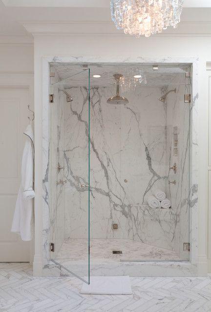 27 Exquisite Marble Bathroom Design Ideas | Marbles, Bathroom ...