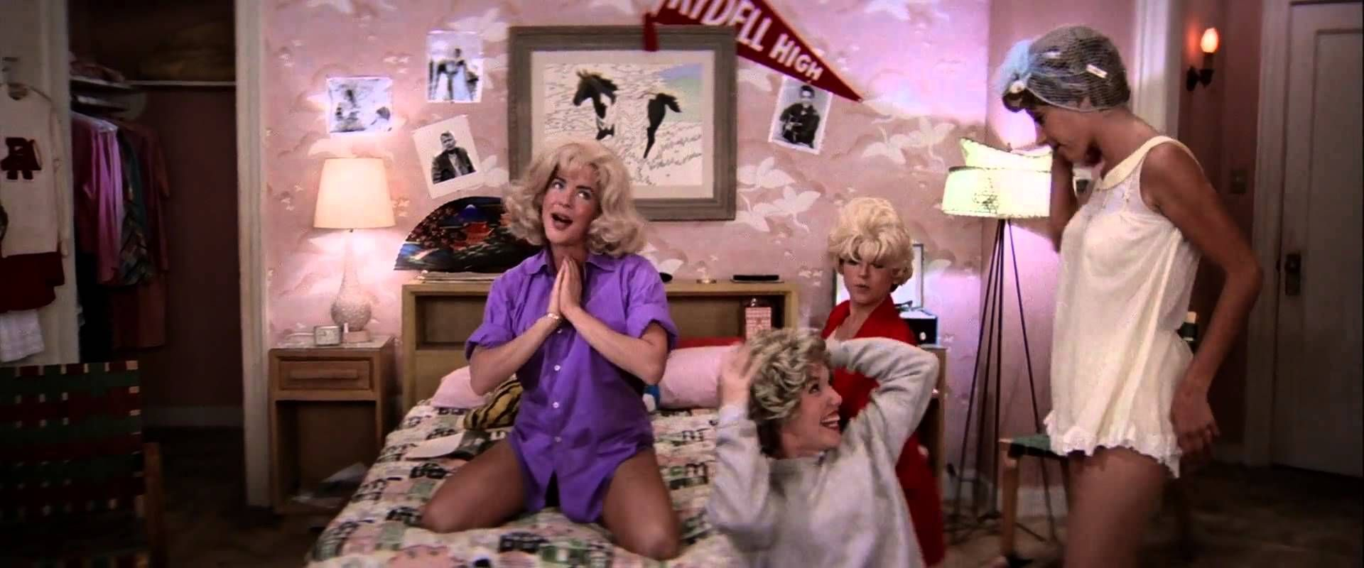 Look at me i m sandra dee lousy with virginity
