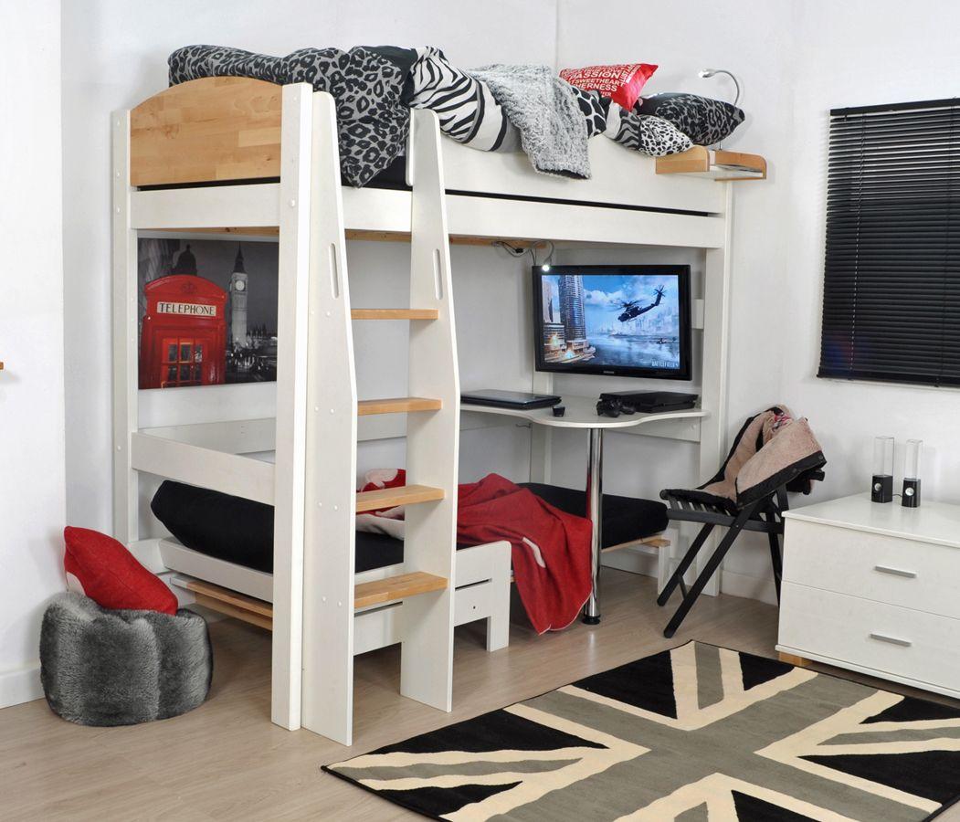Urban high sleeper 1 kid products and high sleeper for High sleeper bed