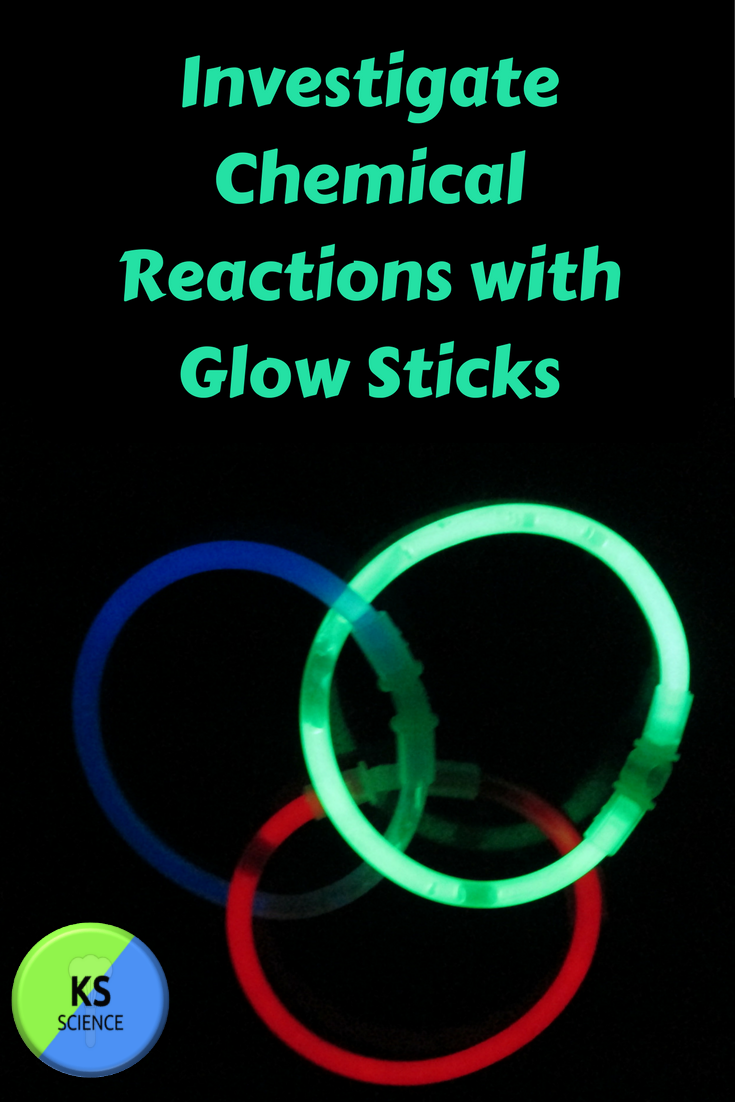 Glow Stick Science Investigate Glow Sticks with 2nd/3rd