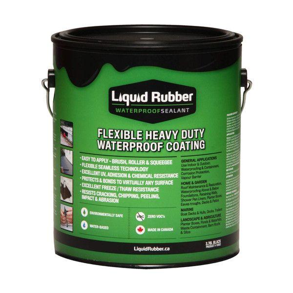 Liquid Rubber Waterproof Sealant Coating Liquid Rubber Metal Roof Repair Waterproof