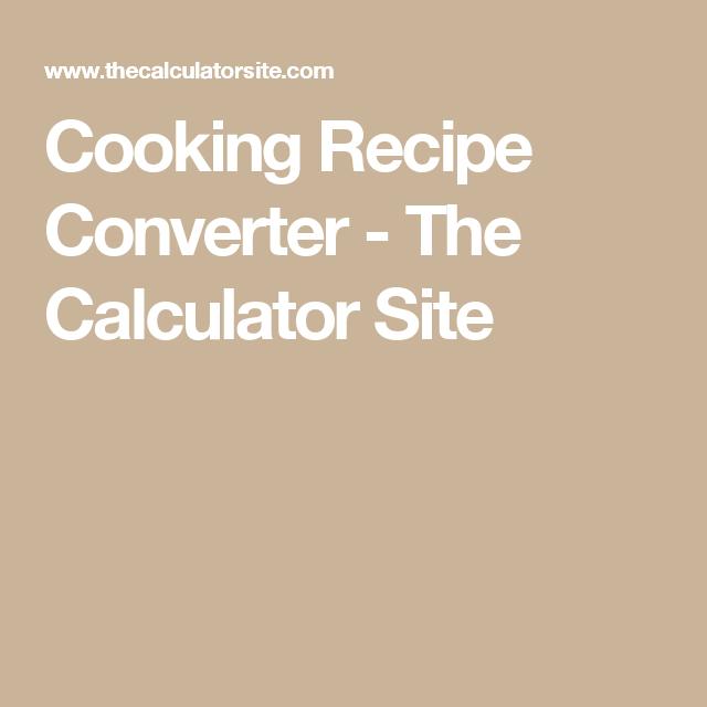 keton diet recipe converter