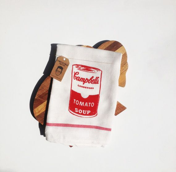 50 Of The Best Housewarming Gifts: Warhol / Campbell's Tomato Soup Kitchen