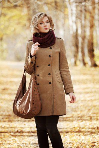 Abrígate con las últimas tendencias  moda en abrigos 2015  73a6e8ee38b1