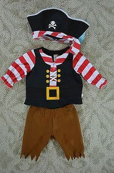 Baby Pirate Diy Costume Yahoo Image Search Results Halloween