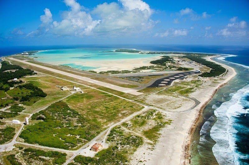 Wake Island 1 Wake Island Islands In The Pacific Island