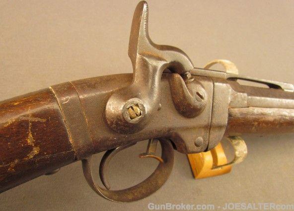 Civil War Percussion Smith Carbine 50 Caliber | American