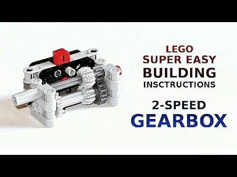 Super Easy Building Instructions