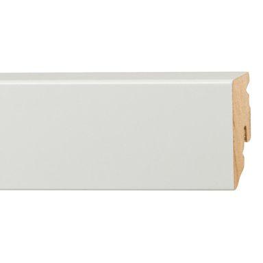 Listwa Przypodlogowa Fu 51l Biala 50 Mm Fn Profile Listwy Przypodlogowe Drewniane W Atrakcyjnej Cenie W Sklepach Leroy Merlin Bags 50th