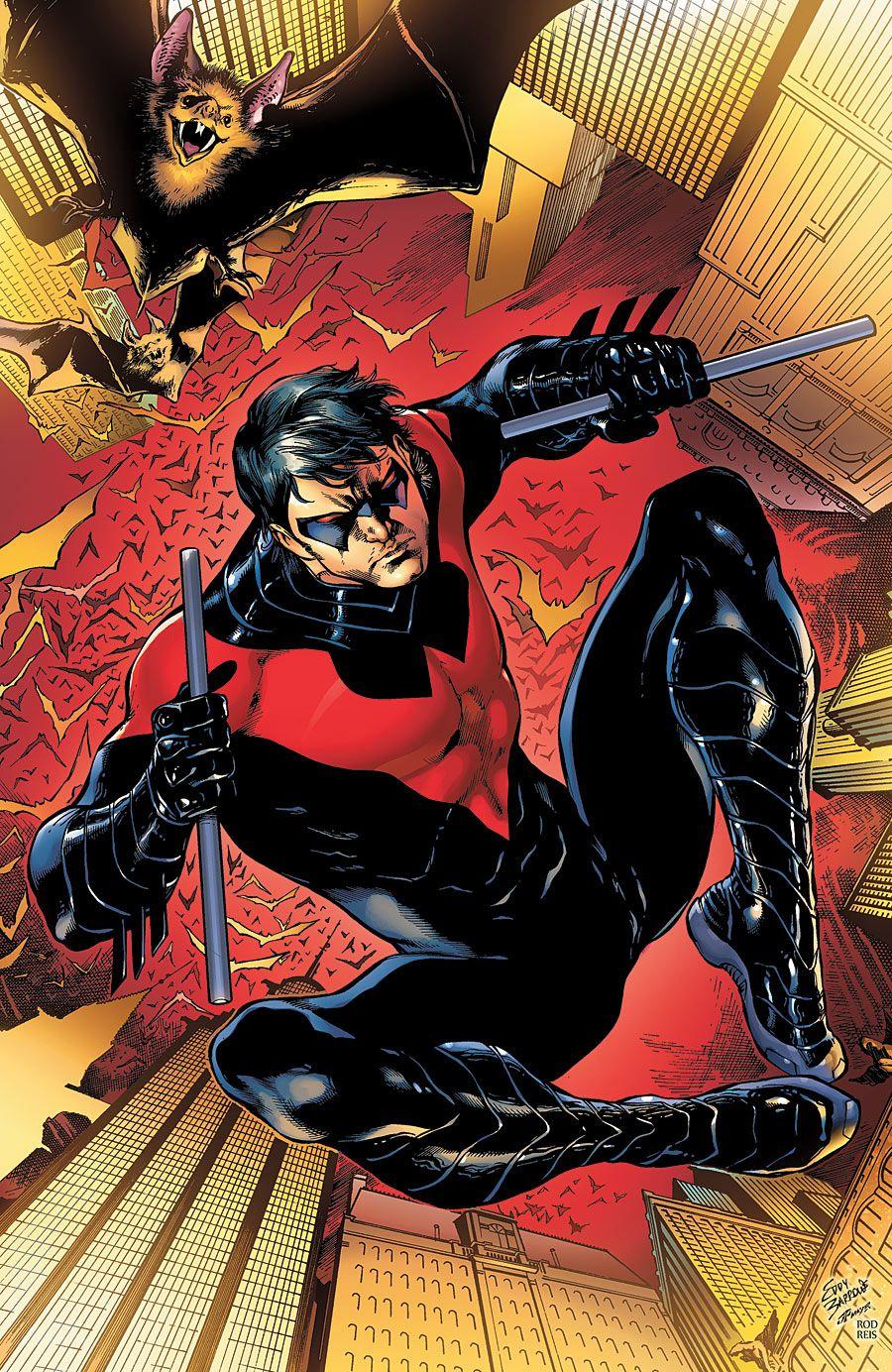 DC Comics New Universe Readers